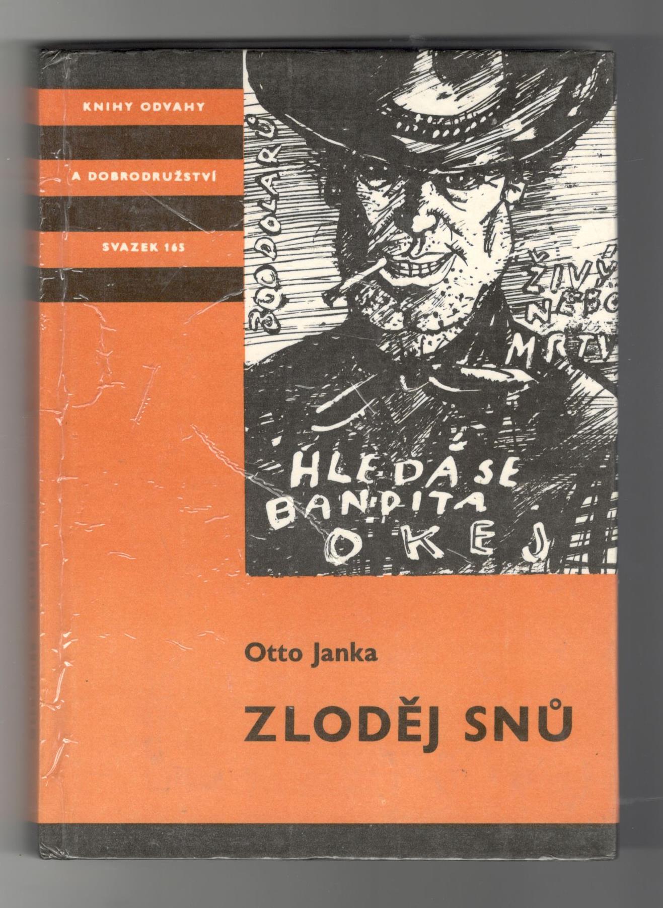 Zloděj snů - Otto Janka (KOD)