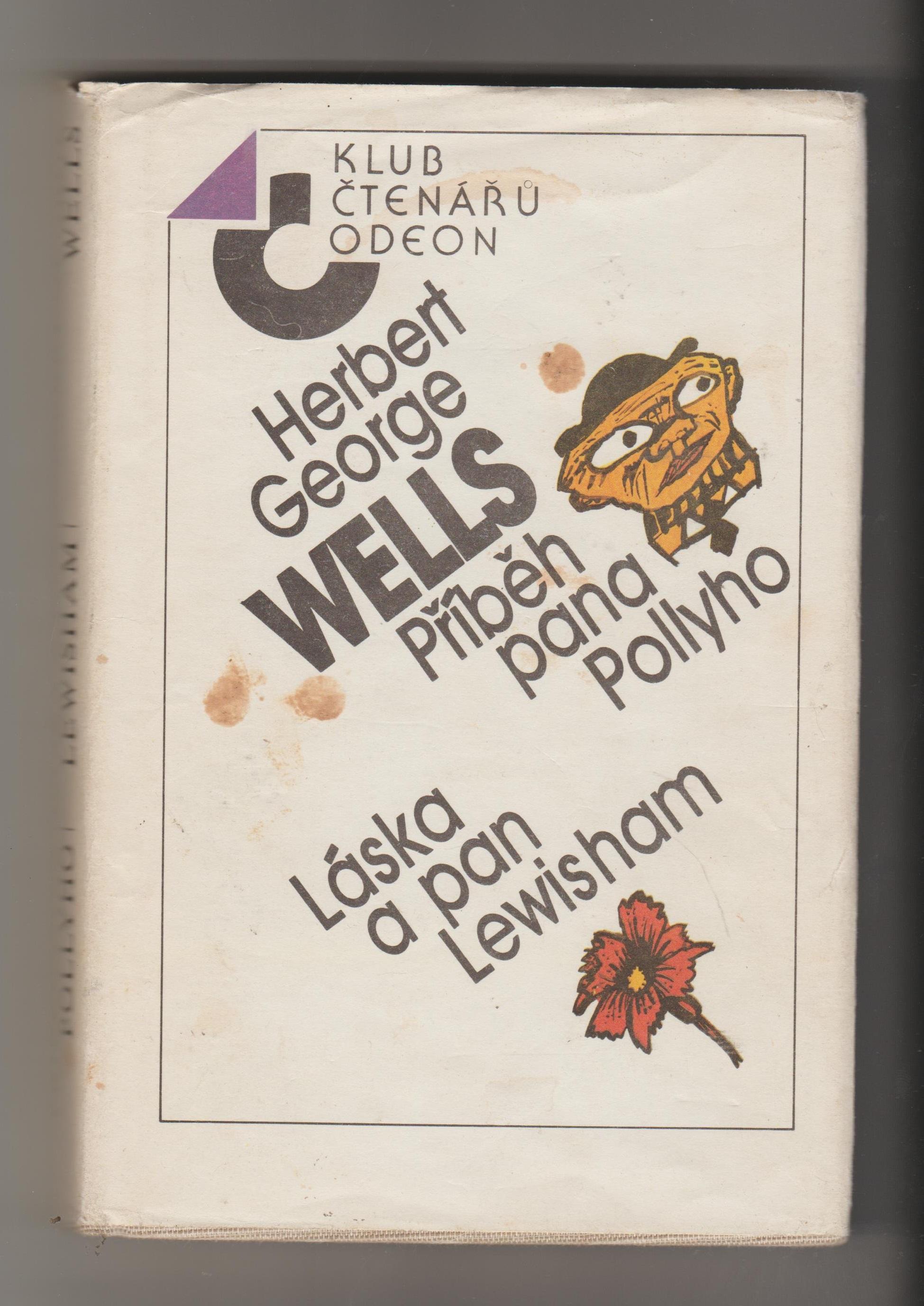 Příběh pana Pollyho, Láska a pan Lewisham - Herbert George Wells