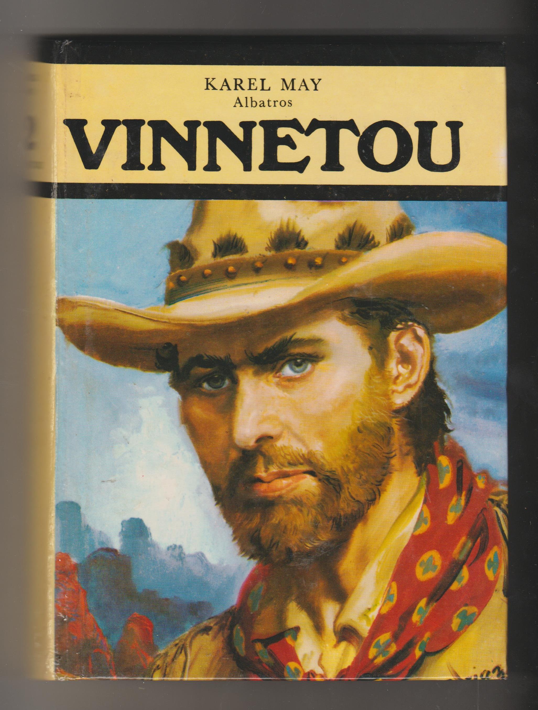 Vinnetou II. díl- Karel May