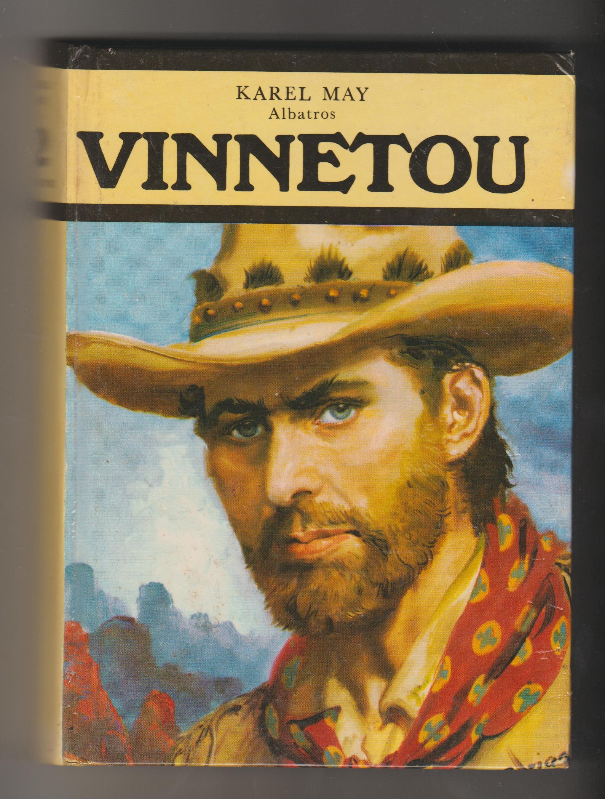 Vinnetou II. díl - Karel May