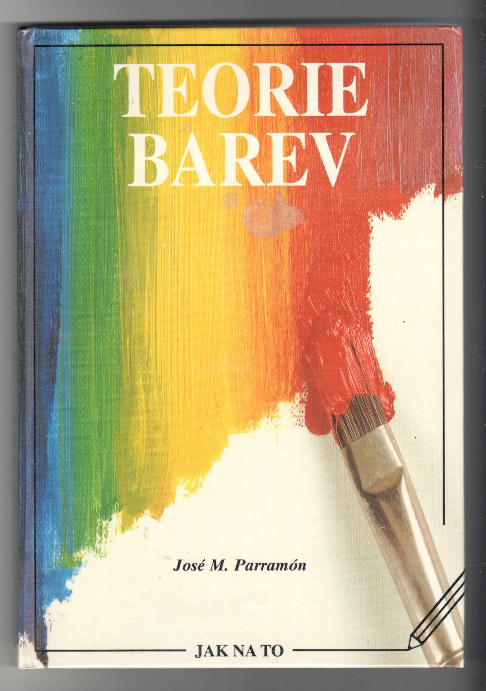 Teorie barev - José M. Parramón