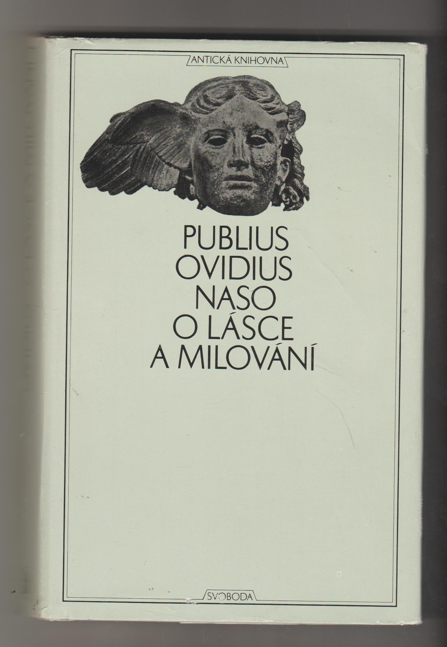 O lásce a milování - Publius Ovidius Naso