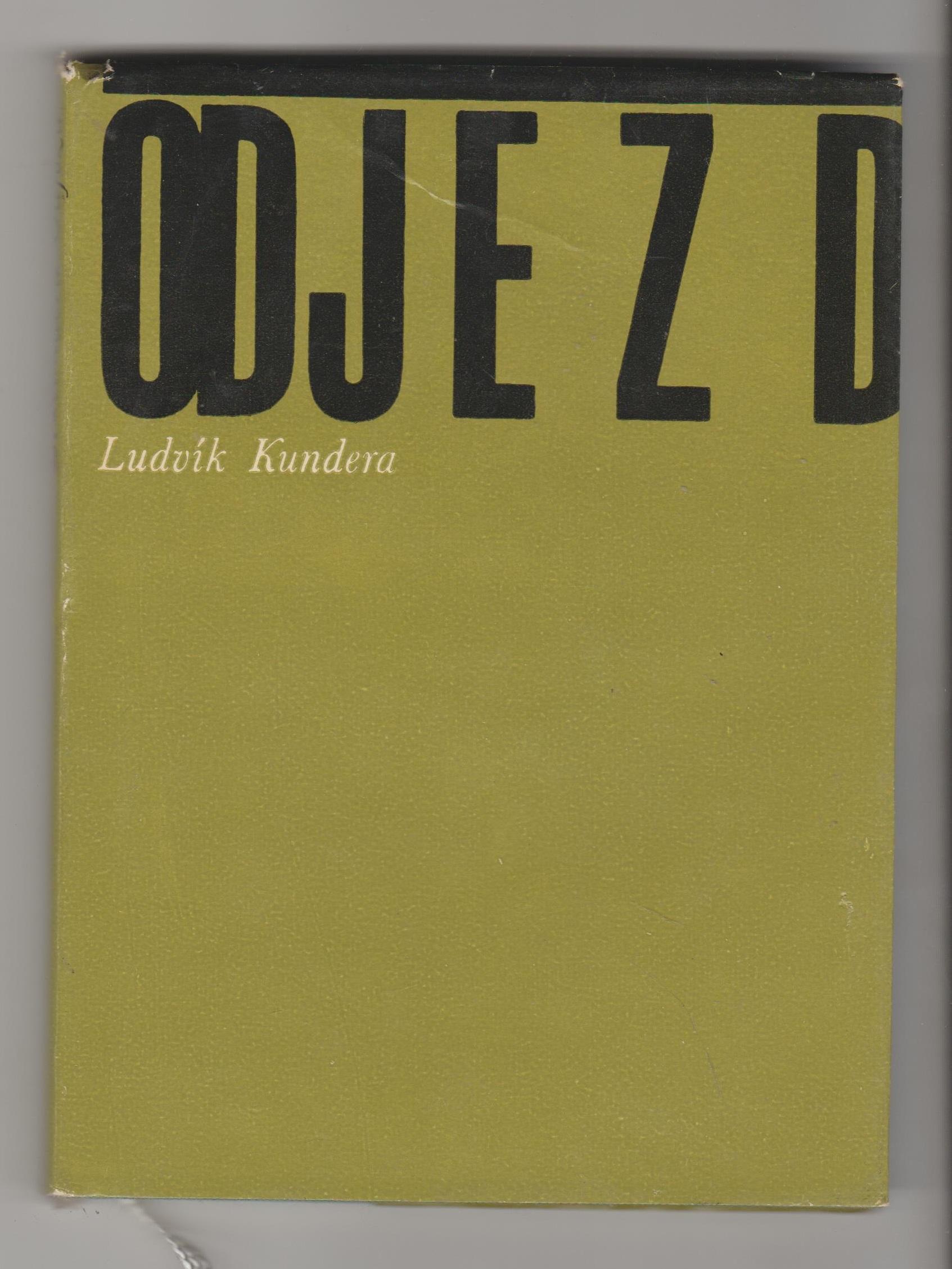Odjezd - Ludvík Kundera