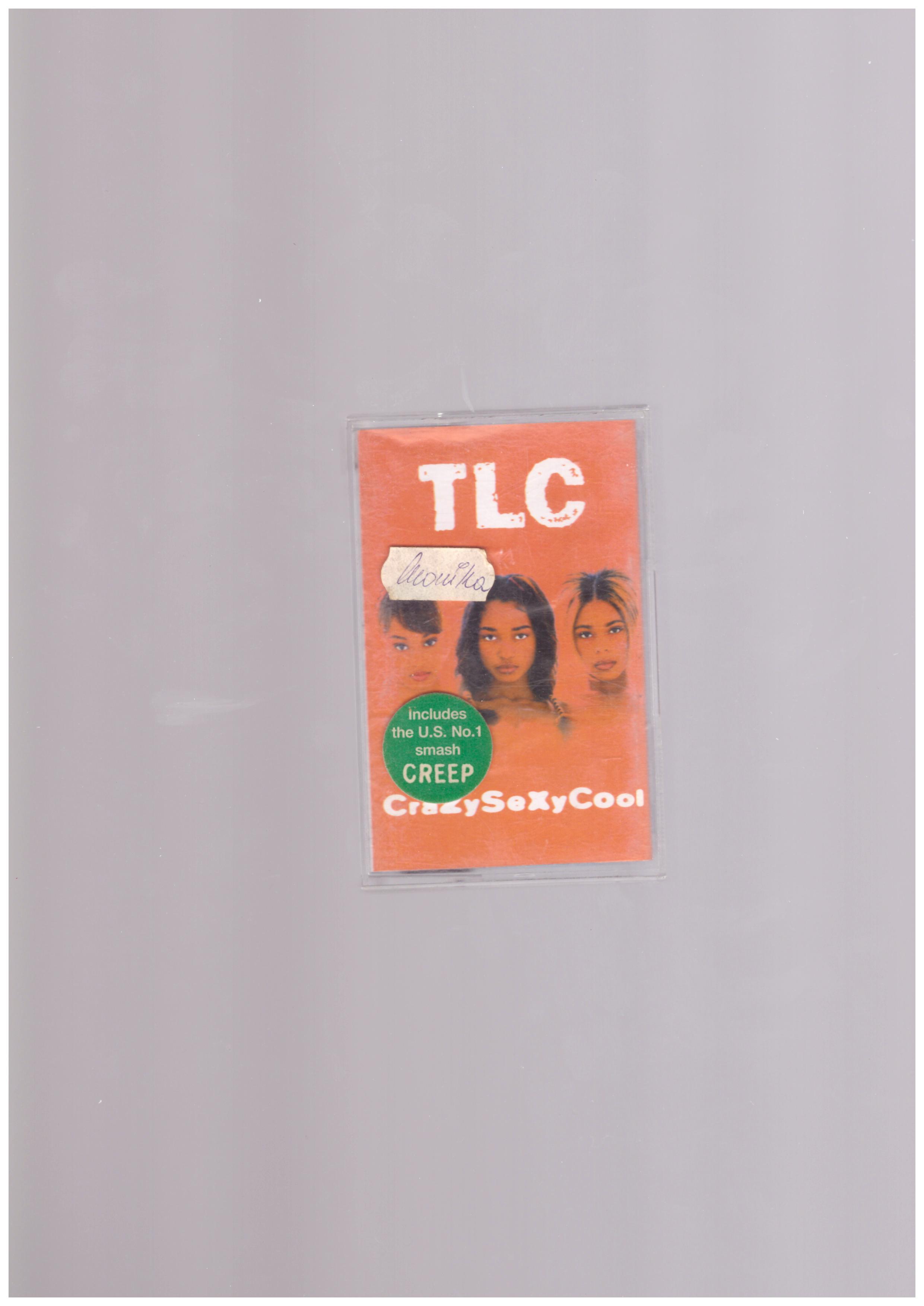 TLC - Crazy Sexy Cool (kazeta)