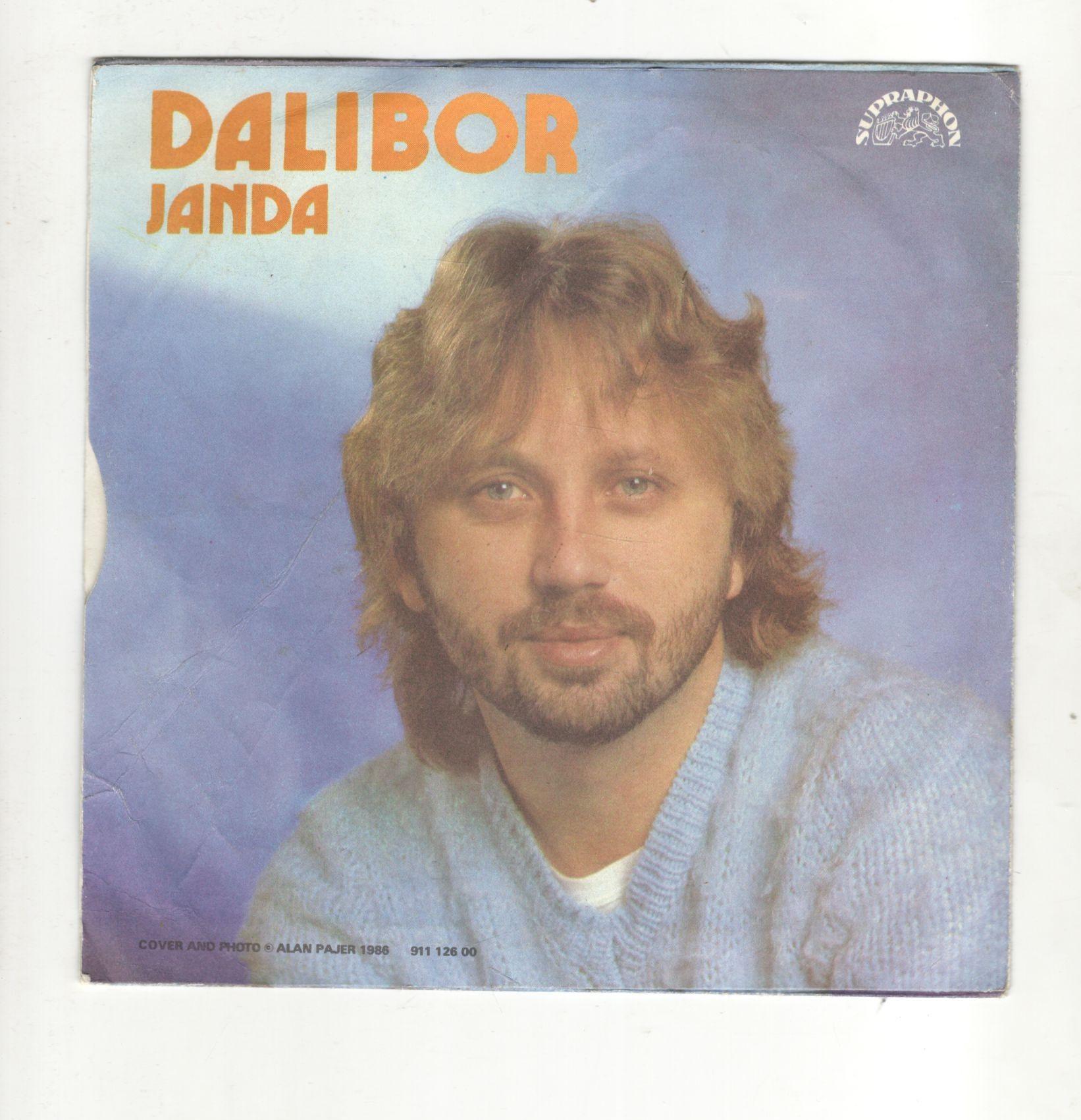 Padá hvězda, Máš se líp než já - Dalibor Janda (SP)