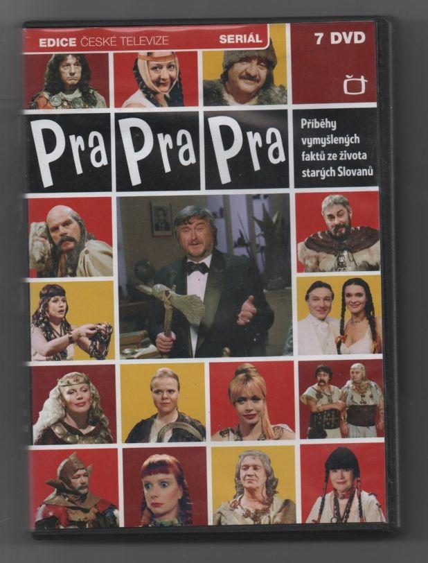 Pra pra pra - Kolekce 7 DVD (DVD)
