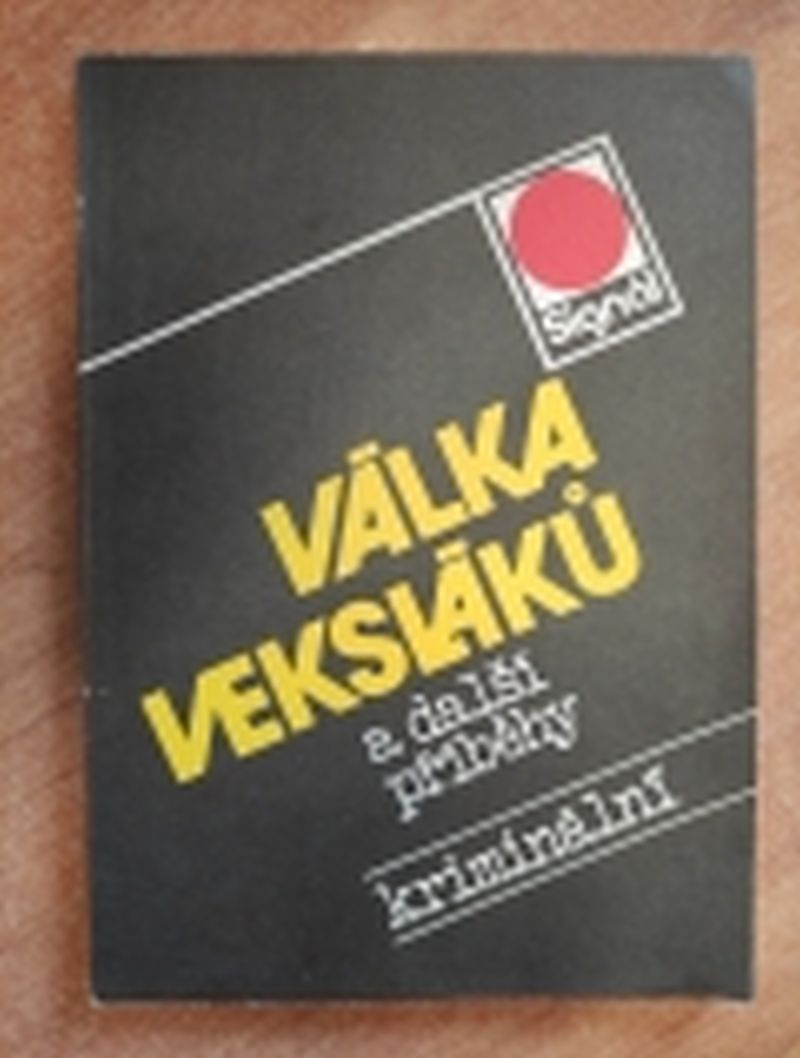 Válka veksláků a další příběhy - dr. Vlado Kašpar