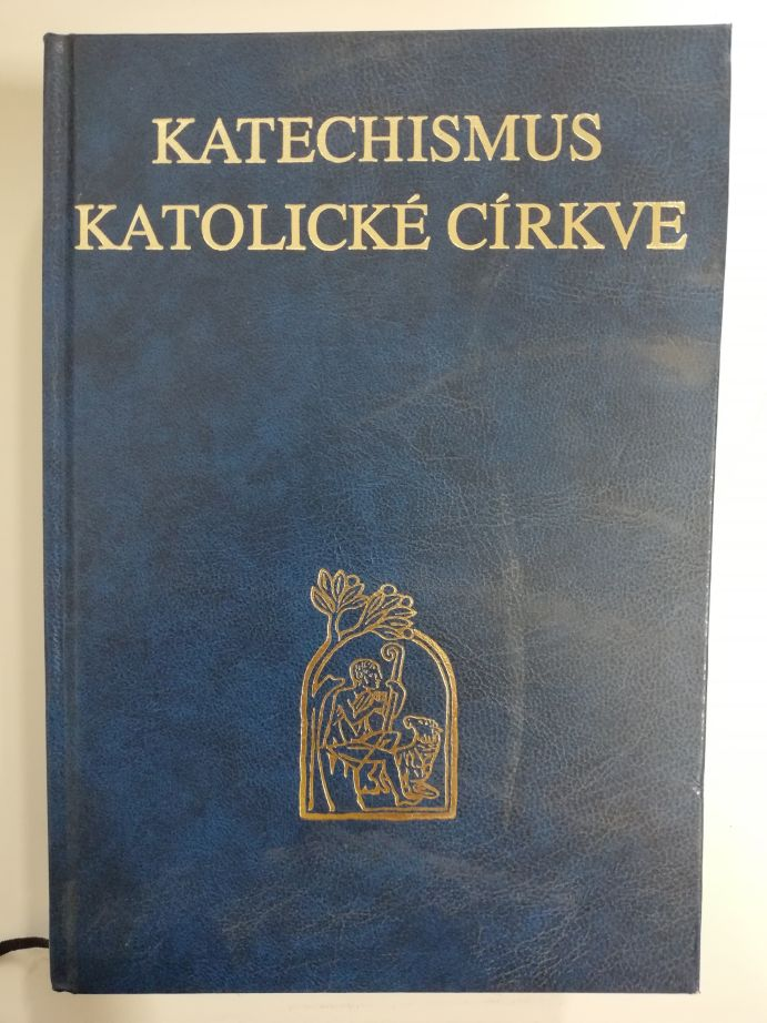 Katechismus katolické církve - kolektiv autorů