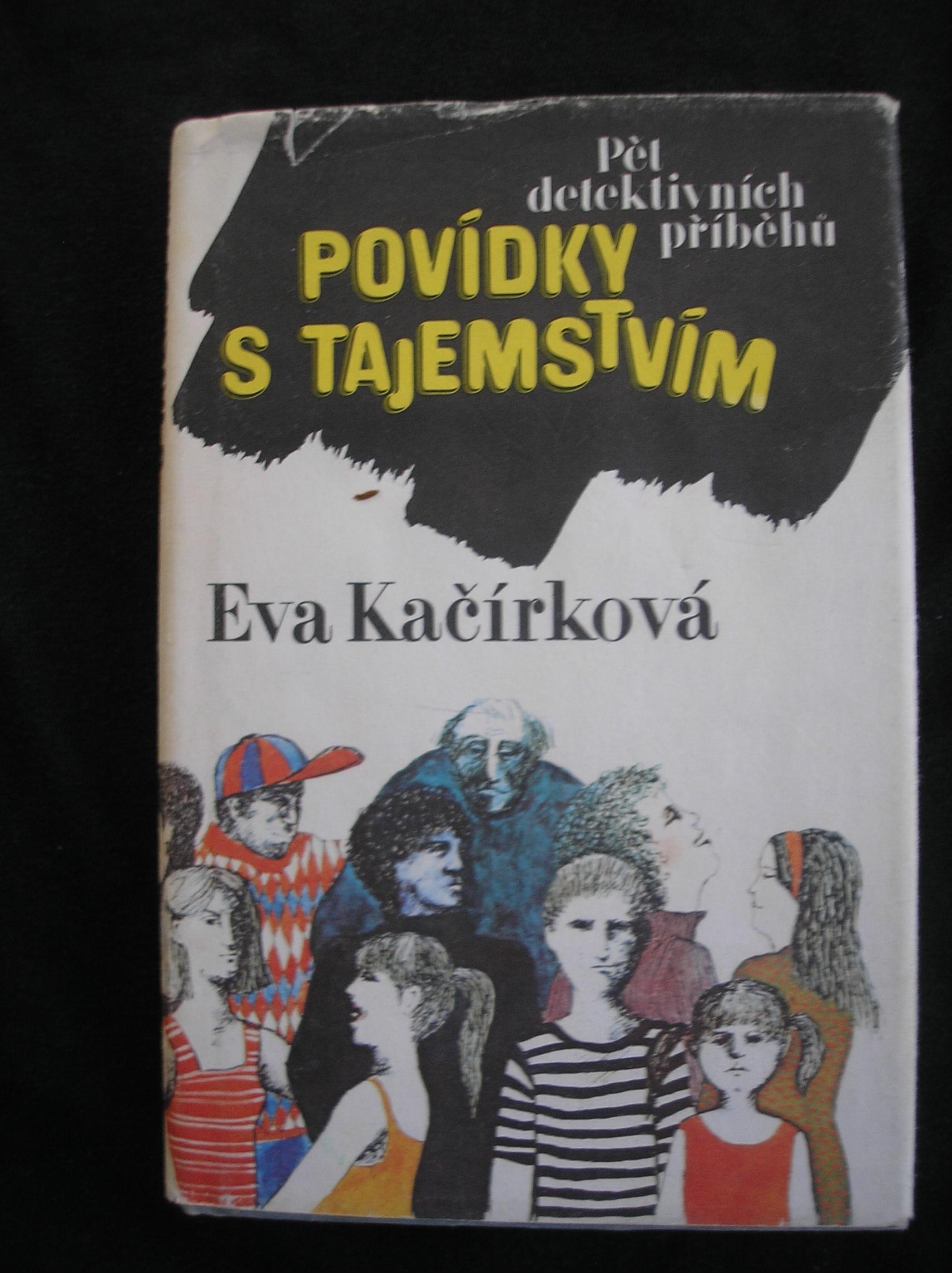 Povídky s tajemstvím - Eva Kačírková