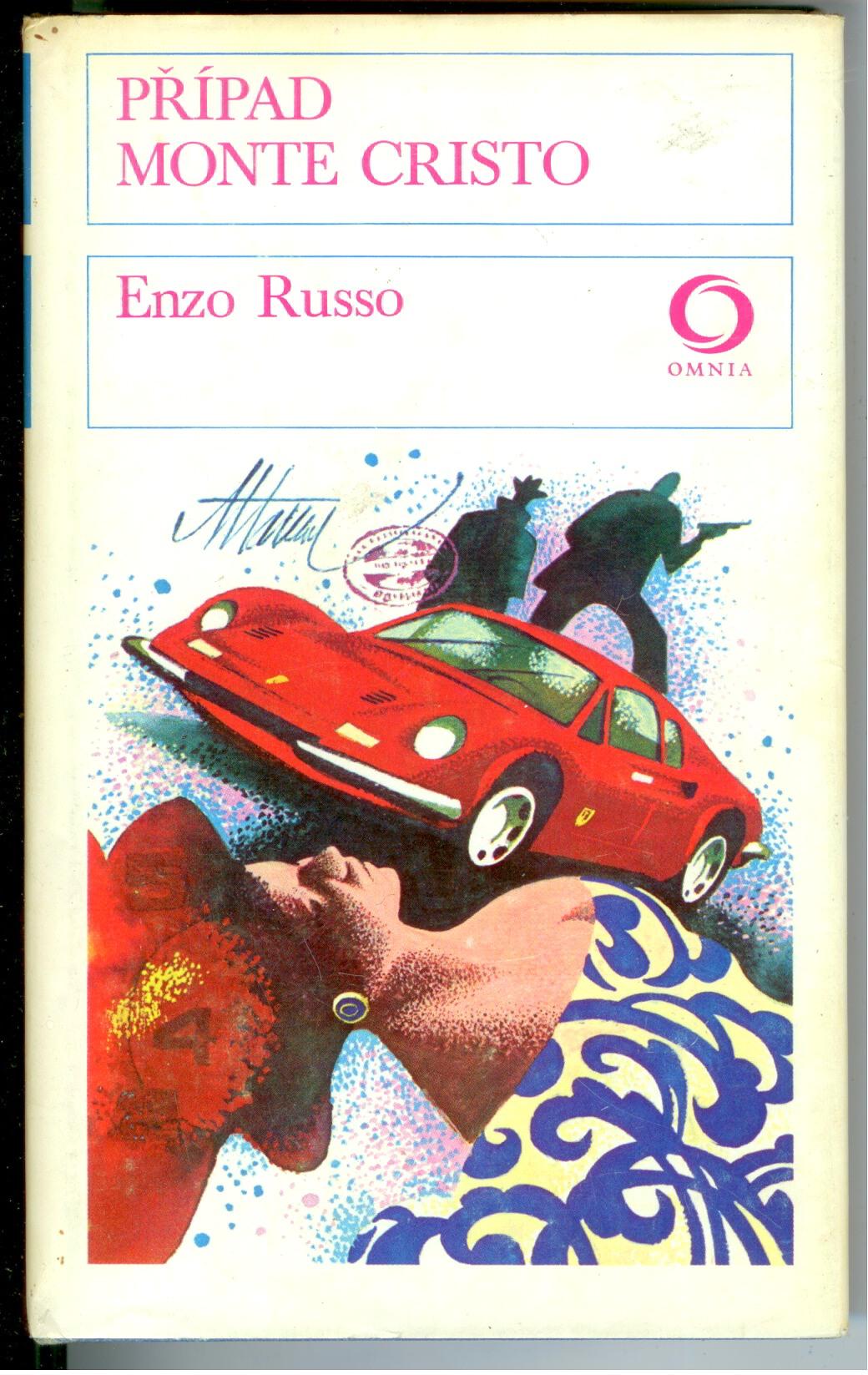 Případ Monte Cristo - Enzo Russo