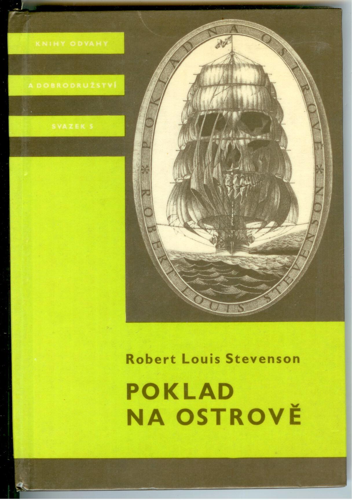 Poklad na ostrově - Robert Louis Stevenson (KOD)