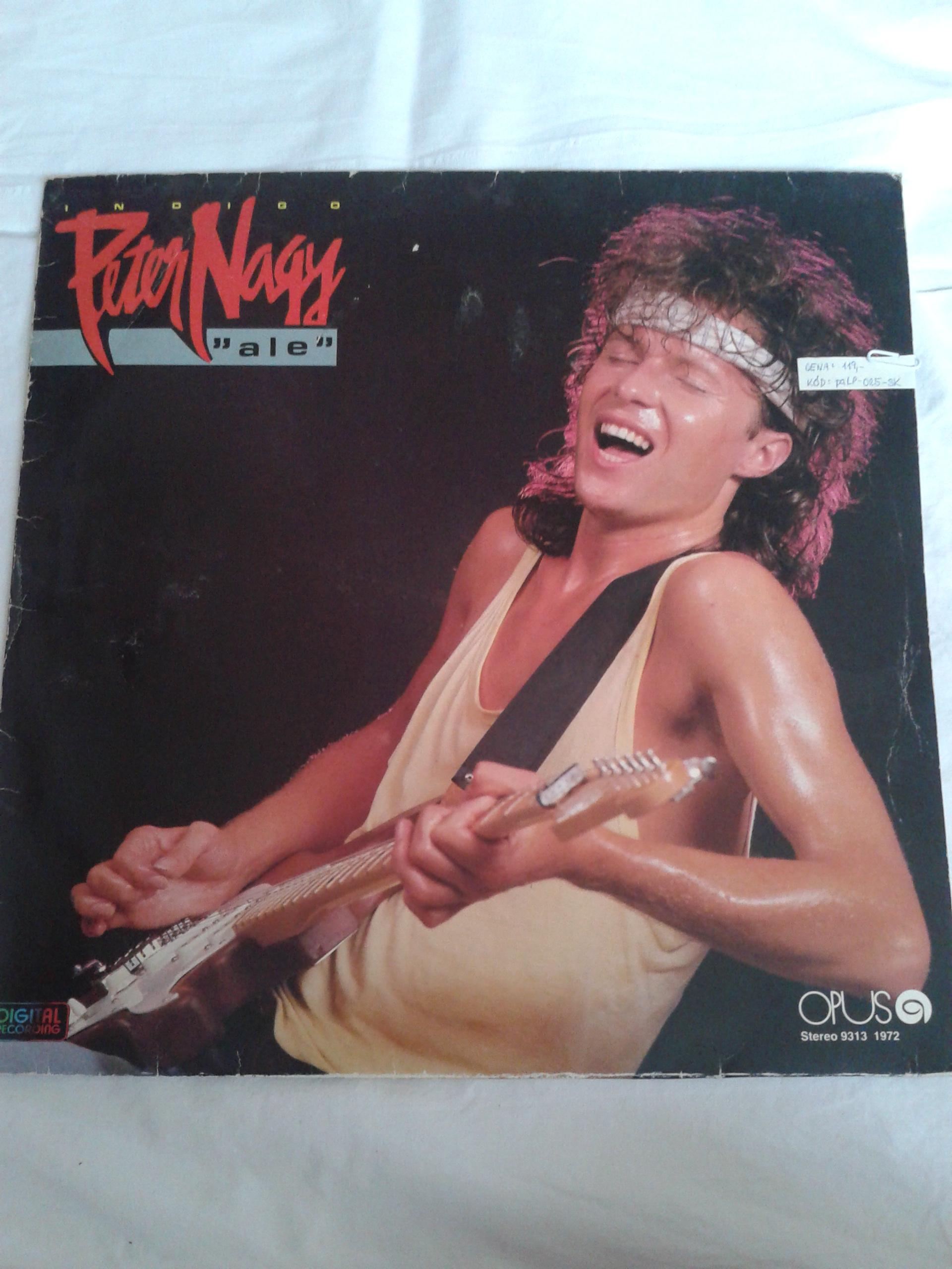 Ale - Peter Nagy (gramodeska)