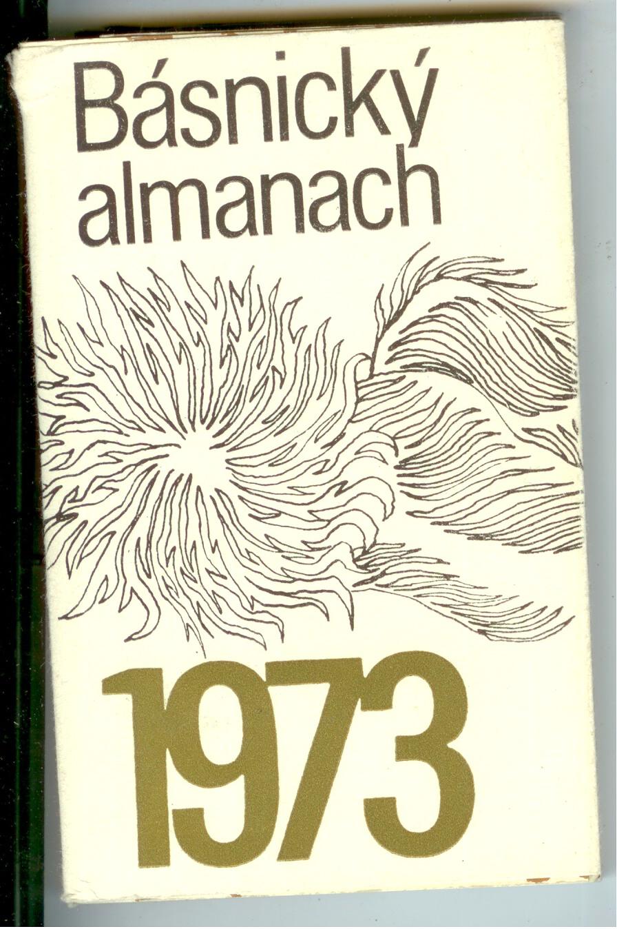Básnický almanach 1973 - připravil kolektiv redakce poezie