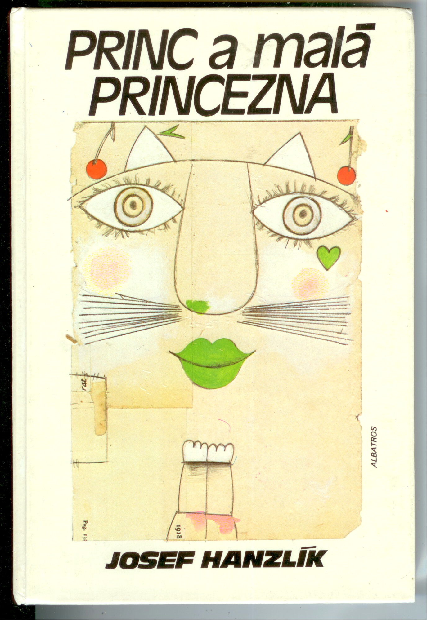 Princ a malá princezna - Josef Hanzlík