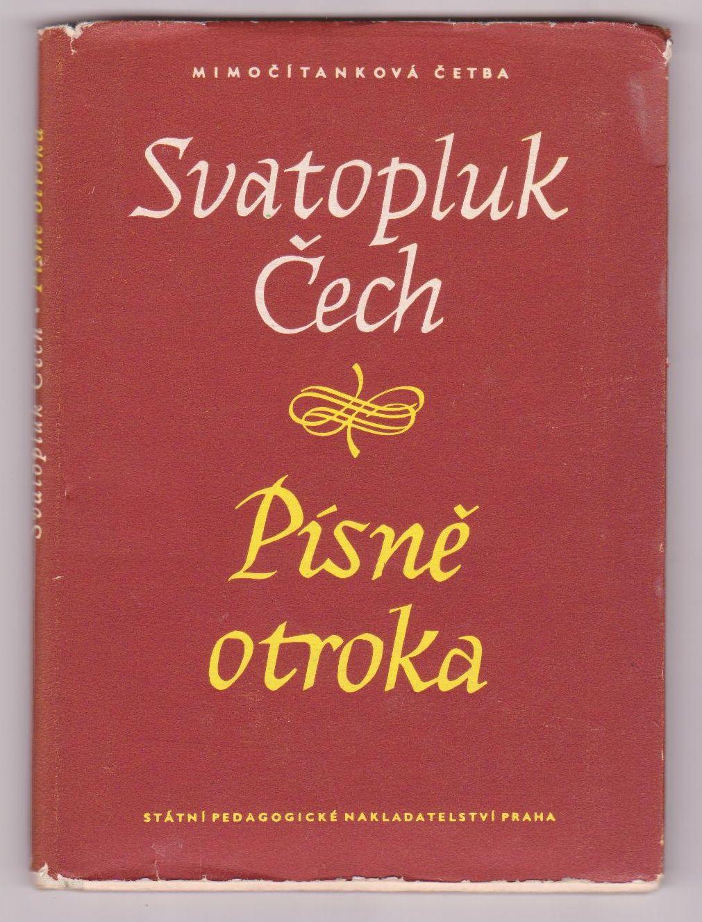 Písně otroka - Svatopluk Čech