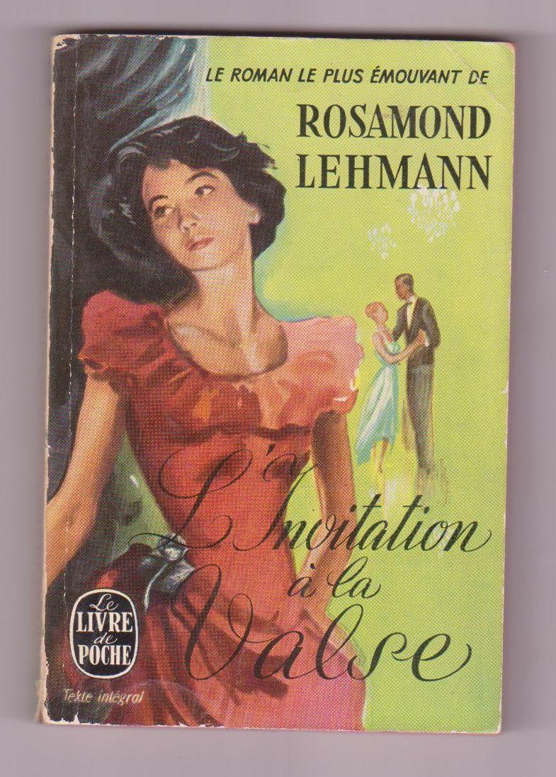 L´Invitation a la valse (Pozvání k valčíku) - Rosamond Lehmann (francouzsky)