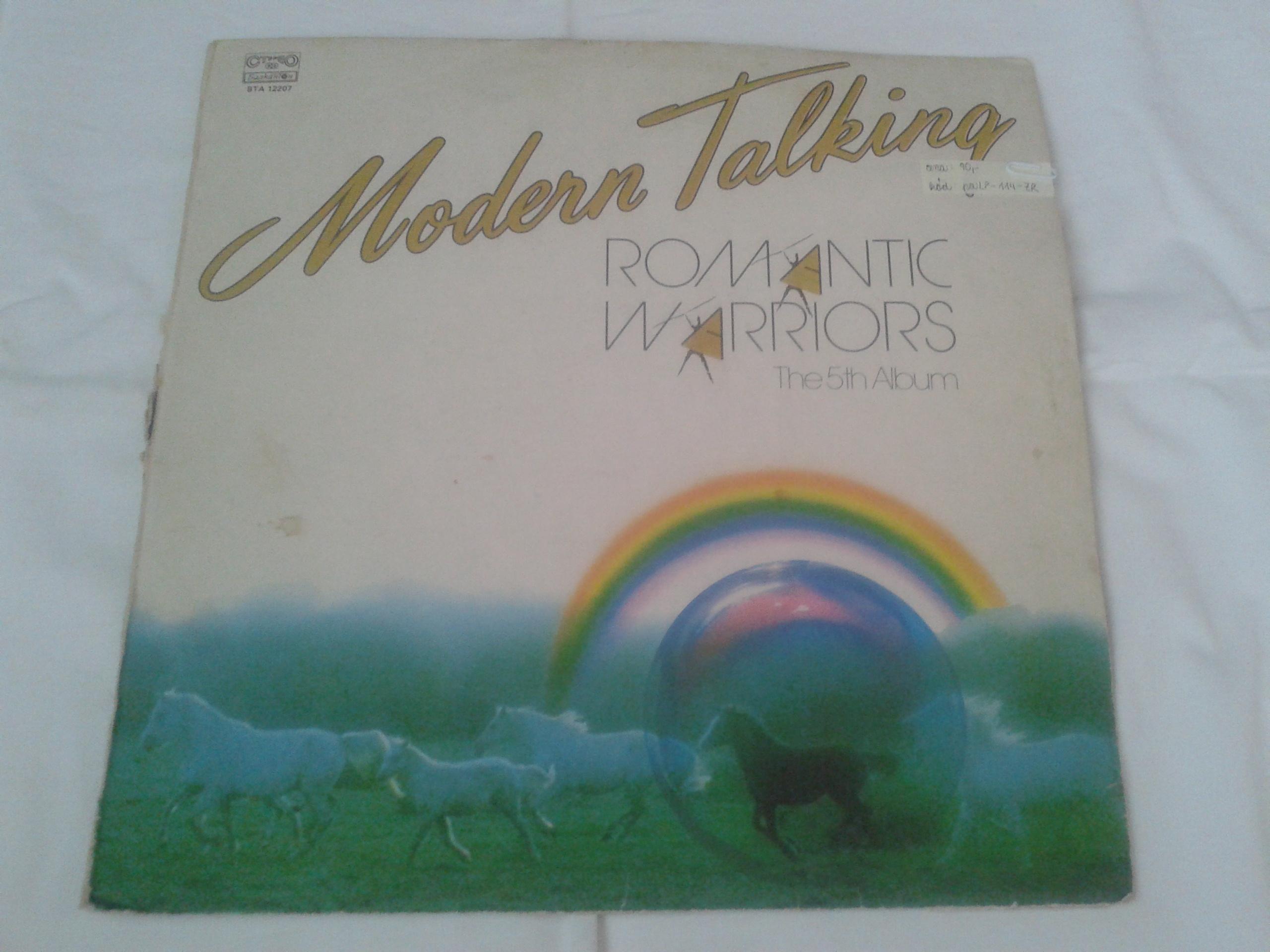 Romantic Warriors - Modern Talking (gramodeska)