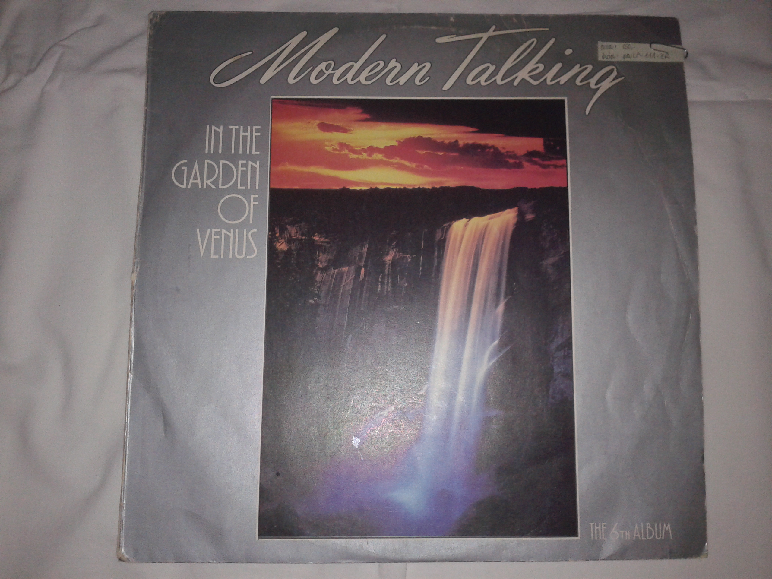 In the garden of Venus - Modern Talking (gramodeska)
