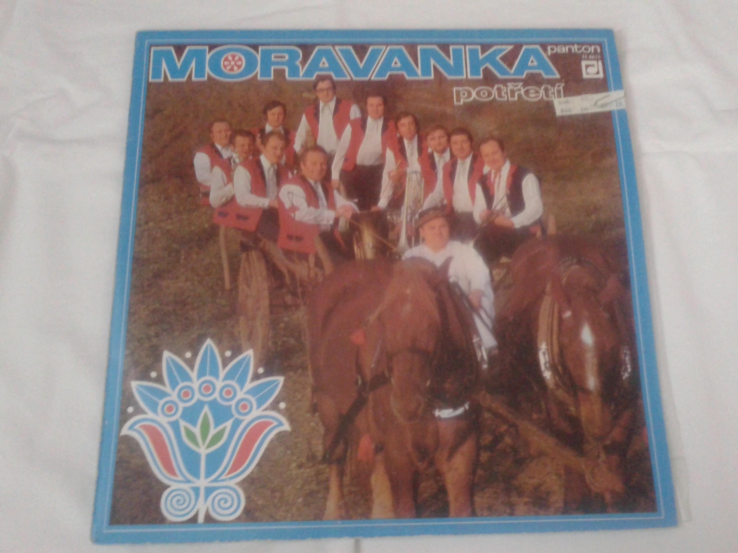 Moravanka potřetí - Moravanka (gramodeska)