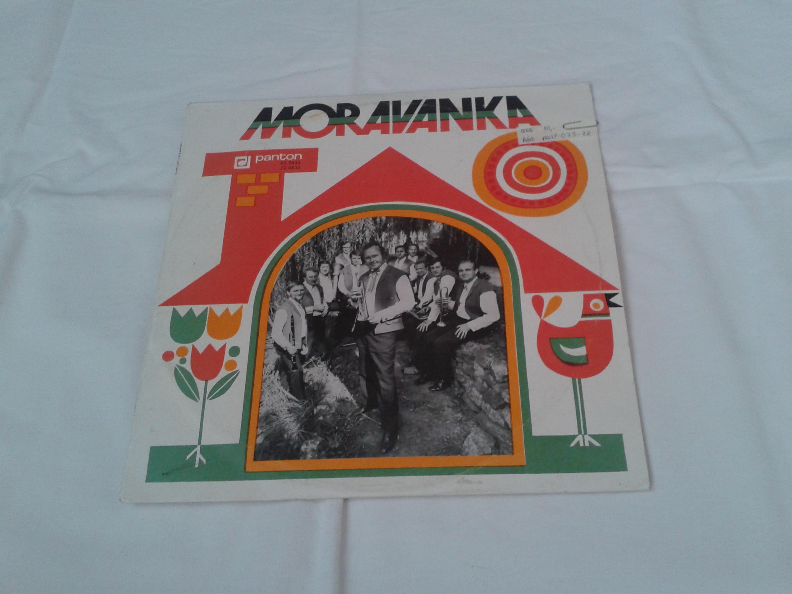 Moravanka (EP deska)