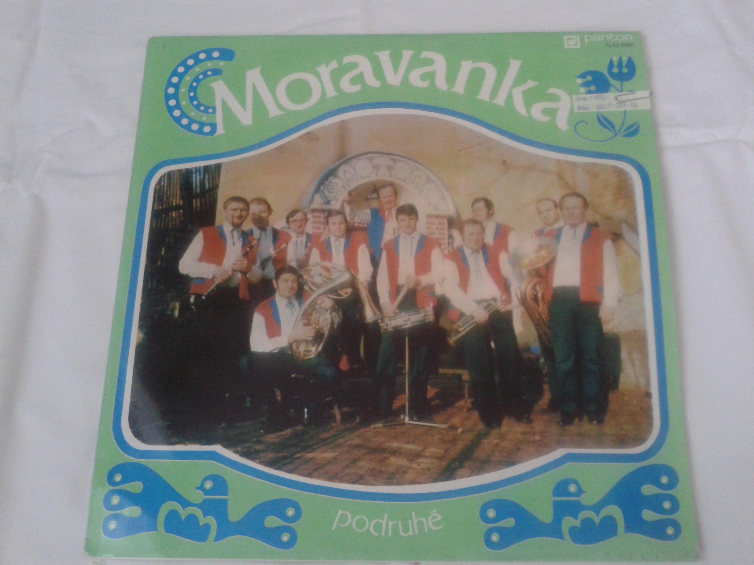 Moravanka podruhé - Moravanka (gamodeska)