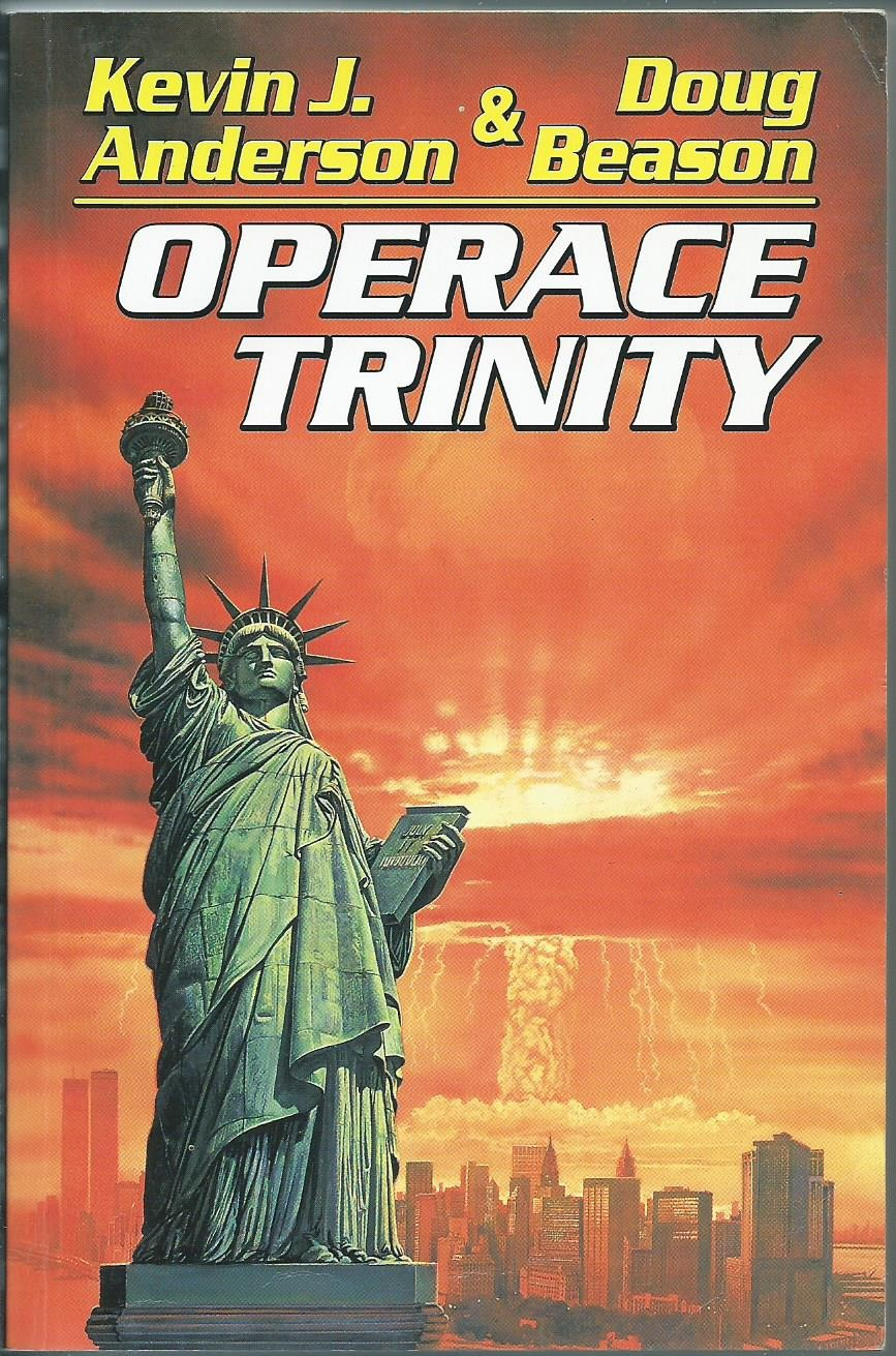 Operace Trinity - Kevin J. Anderson, Doug Beason