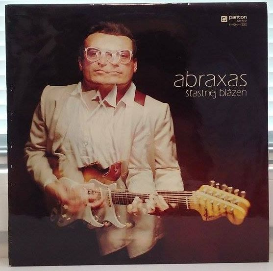 Abraxas - Šťastnej blázen (gramodeska)