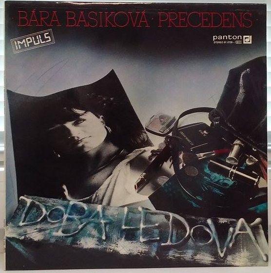 Bára Basiková - Precedens - Doba ledová (gramodeska)