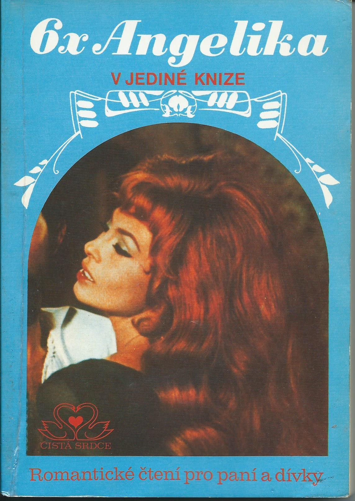 6x Angelika v jediné knize - Karel Princ