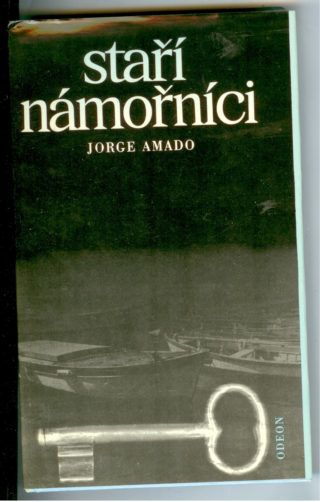 Staří námořníci - Jorge Amado