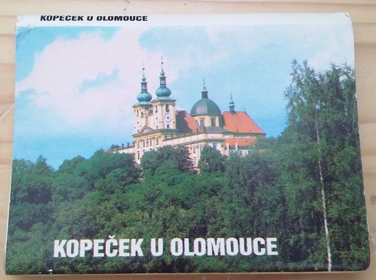 Turistická skládačka - Kopeček u Olomouce