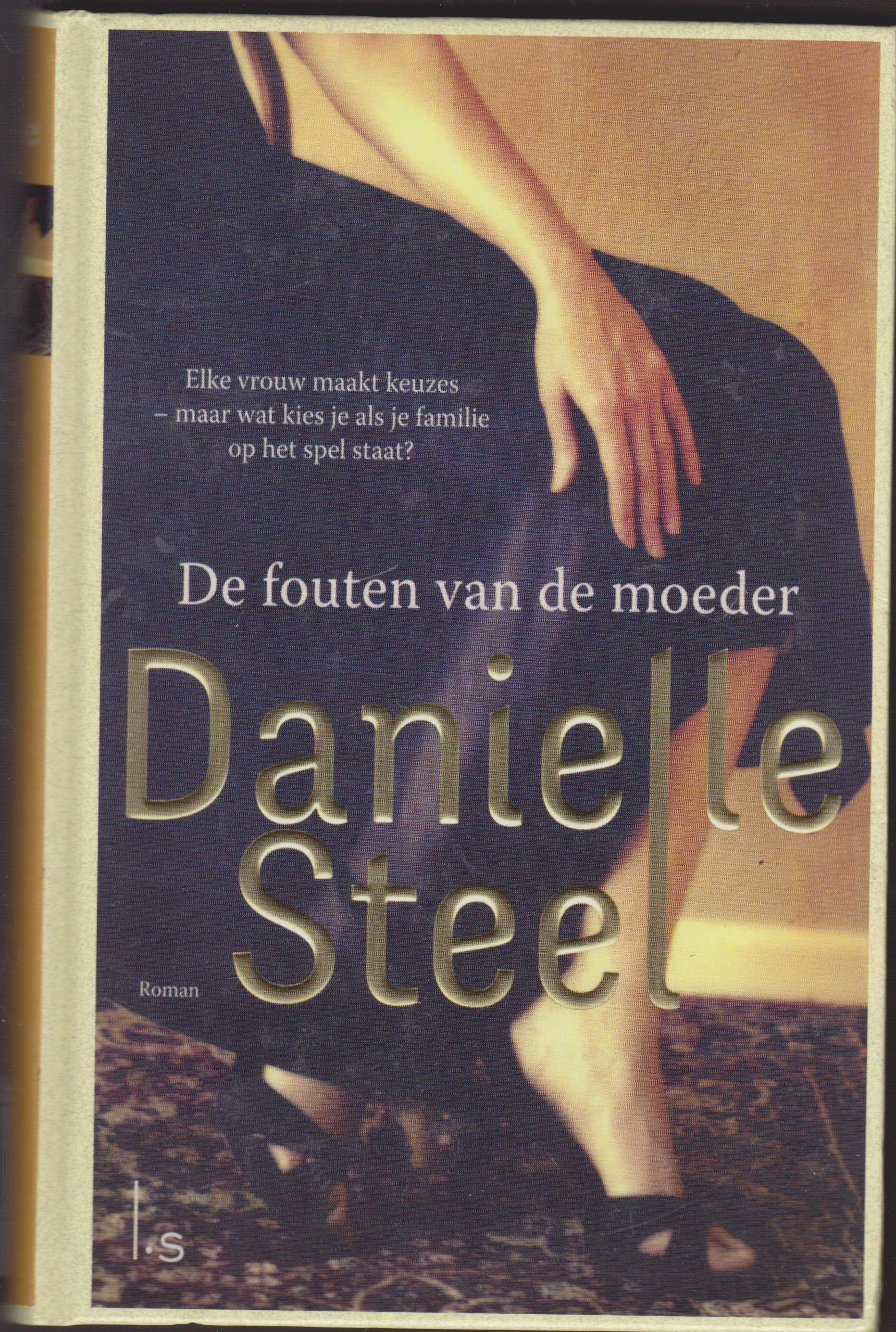 De fouten van de moeder - Danielle Steel (holandsky)