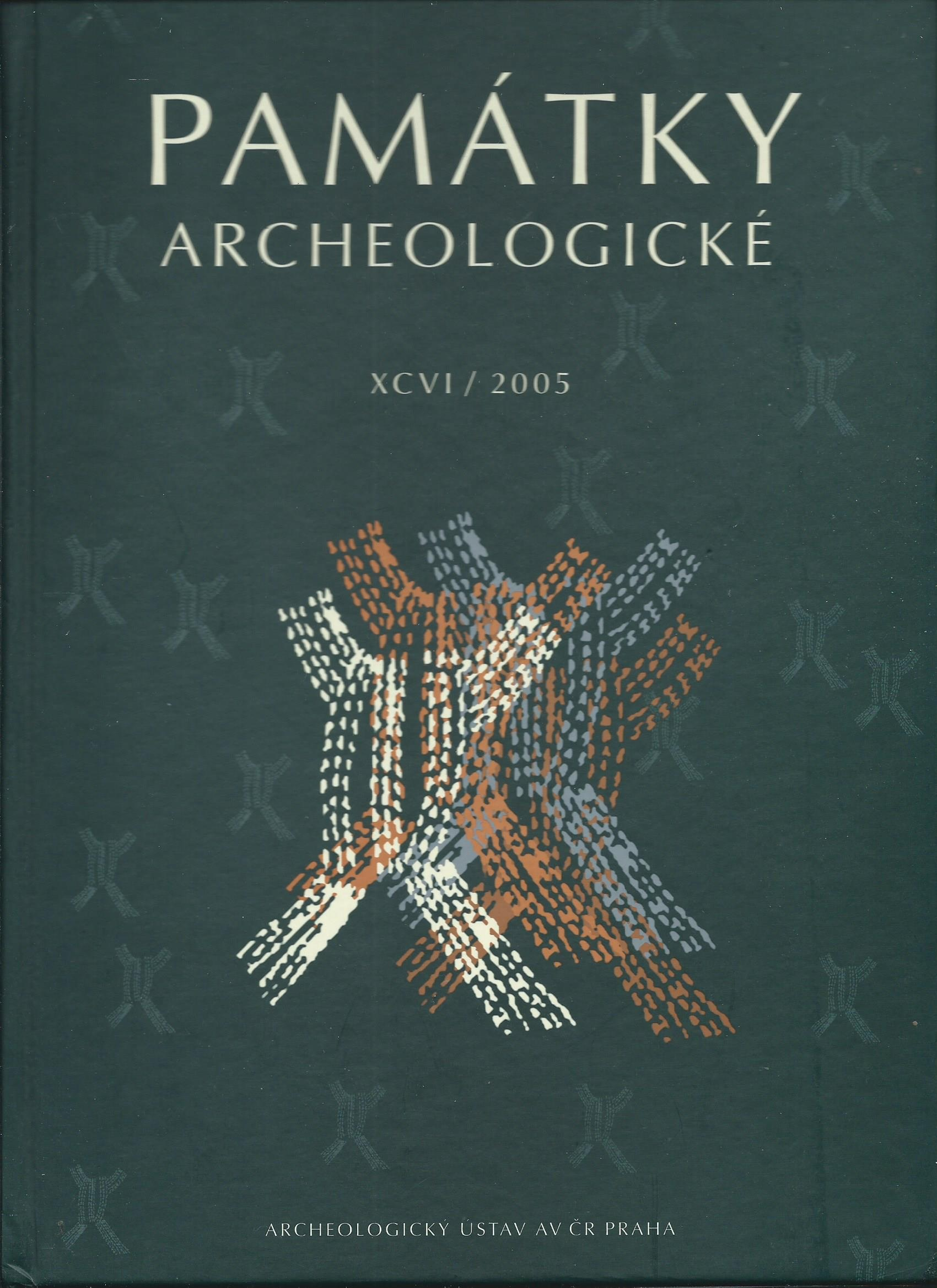 Památky archeologické - Archeologický ústav Akademie věd České republiky