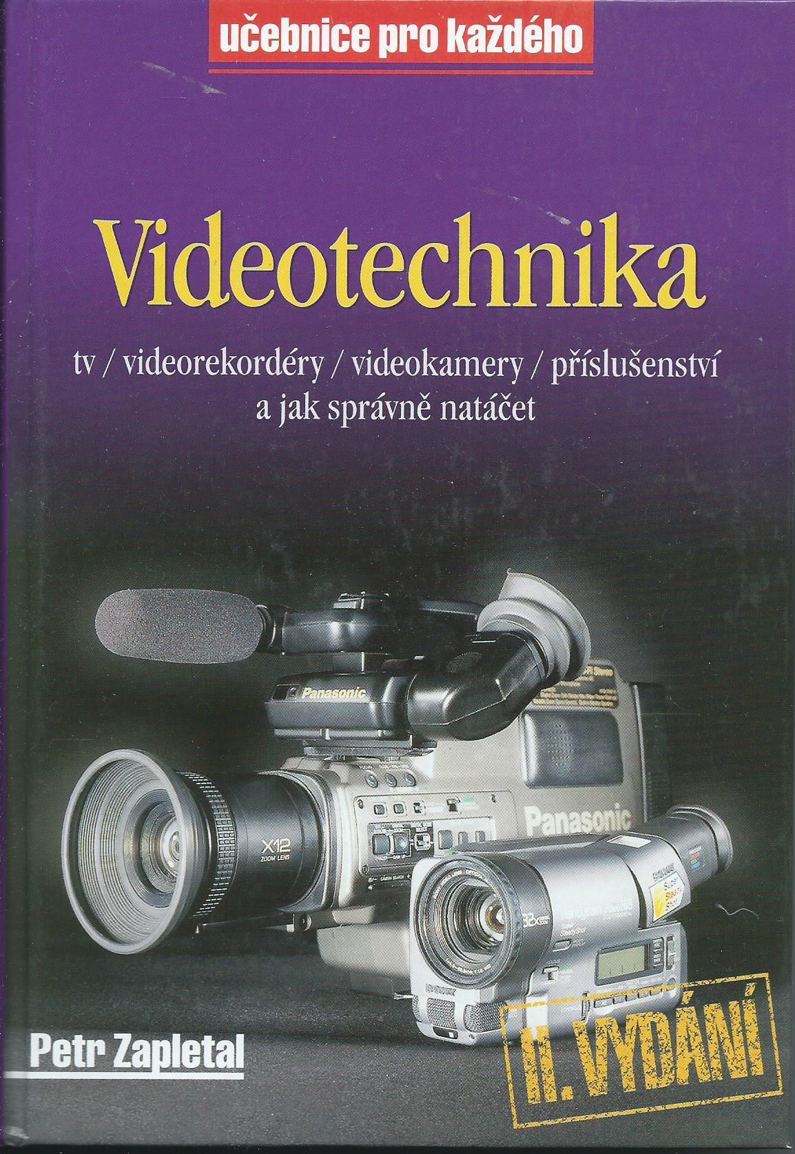 Videotechnika - Petr Zapletal