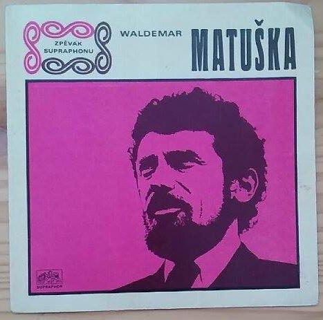 Waldemar Matuška (gramodeska, SP)