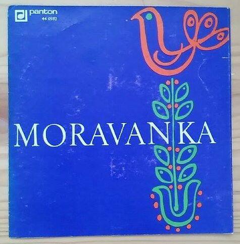 Moravanka - Letochova hospůdečka, Hovoranský potůček (gramodeska, SP)