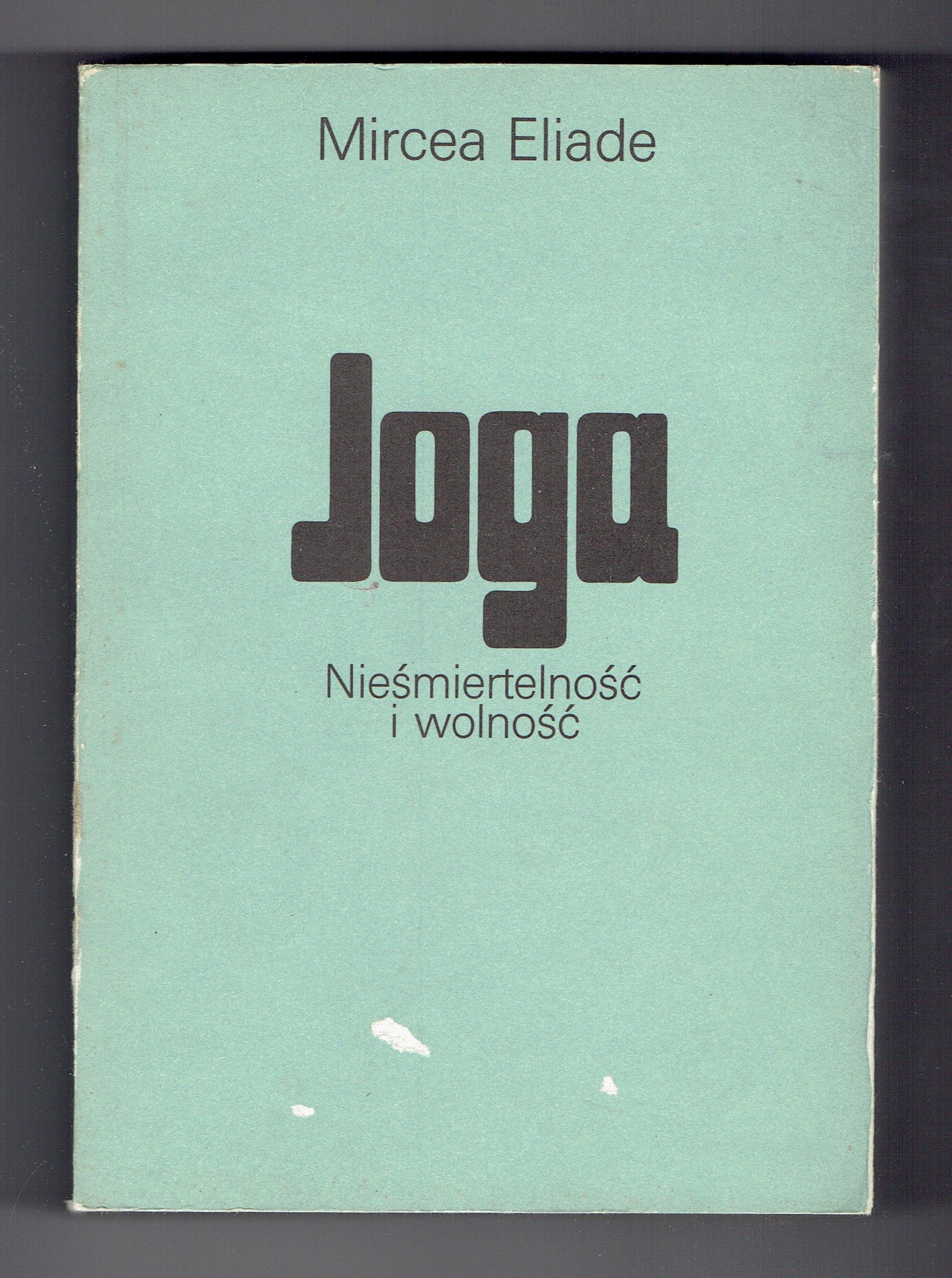 Joga - Mircea Eliade (polsky)