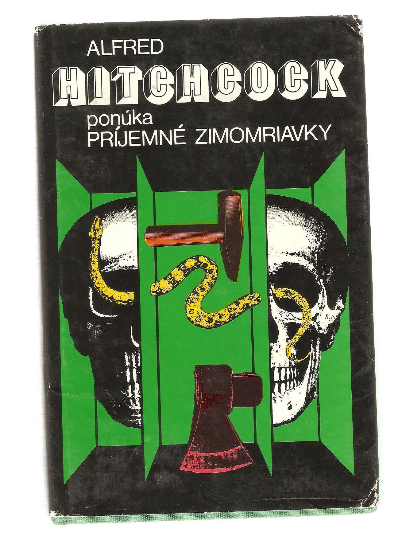Ponúka príjemné zimomriavky - Alfred Hitchcock (slovensky)