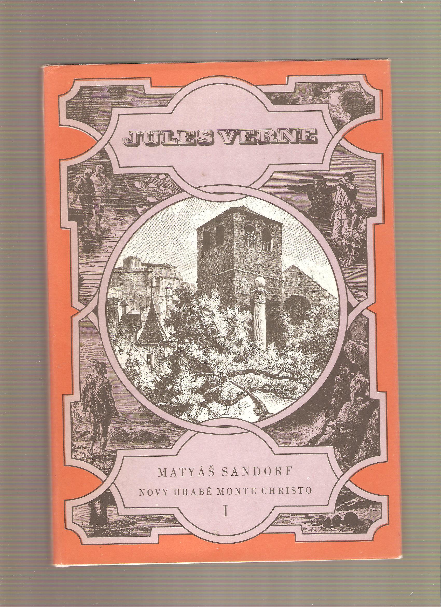 Matyáš Sandorf - Jules Verne