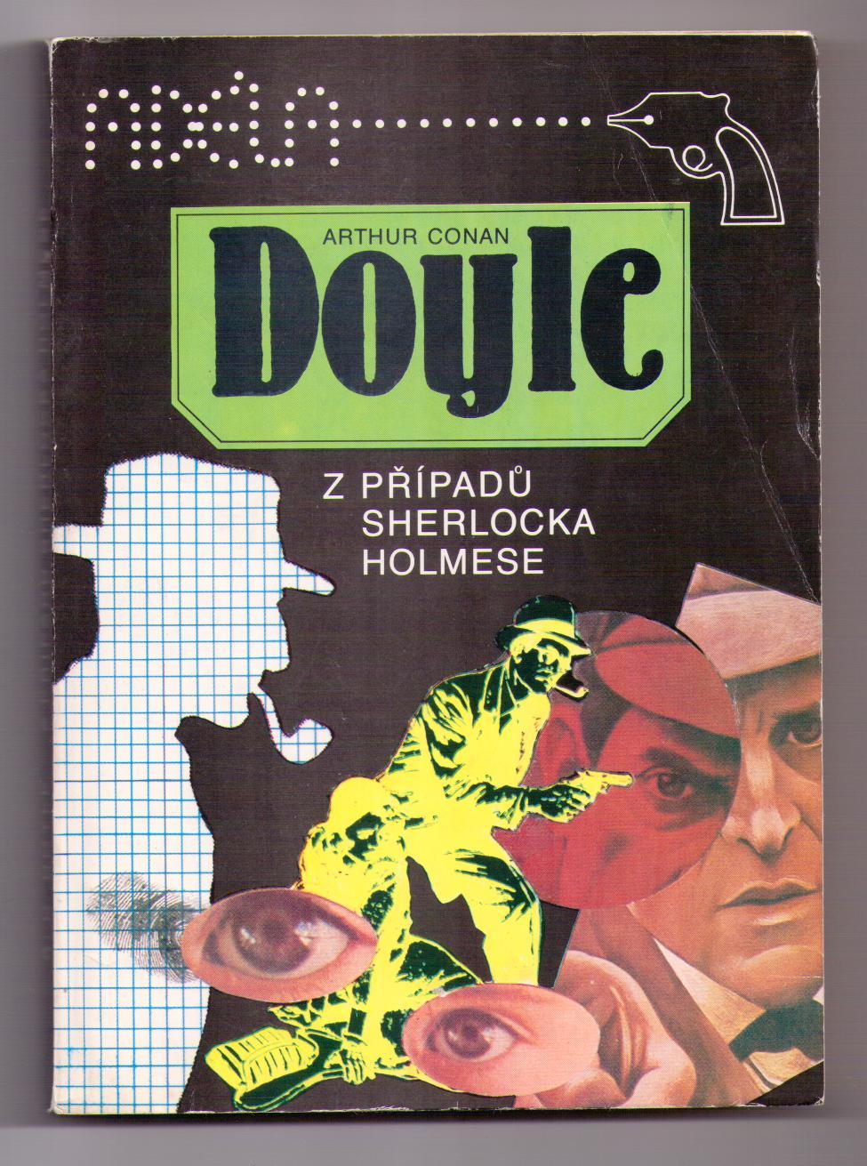 Z případů Sherlocka Holmese - Arthur Conan Doyle