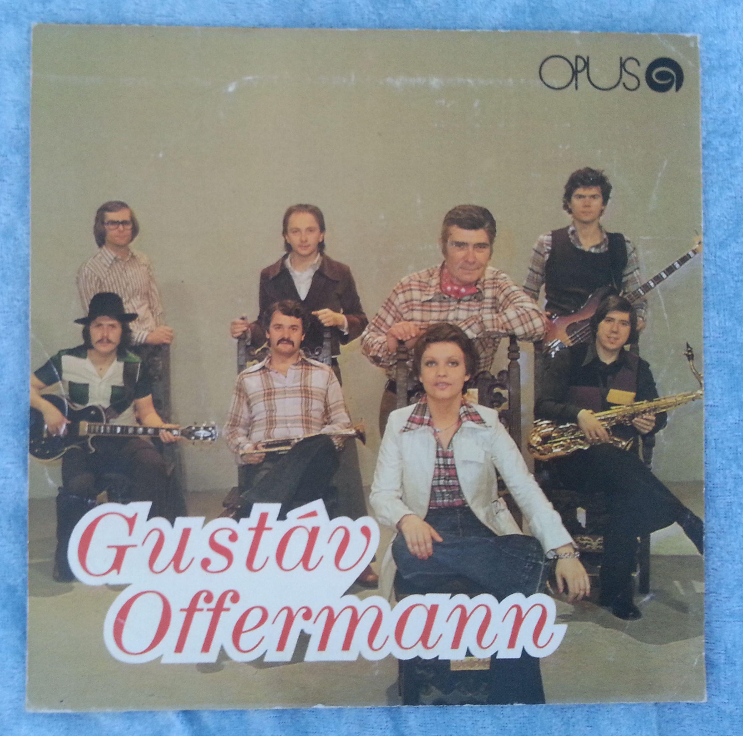 I remember Elvis Presley / Dodži Nočas - Gustáv Offermann (gramodeska)