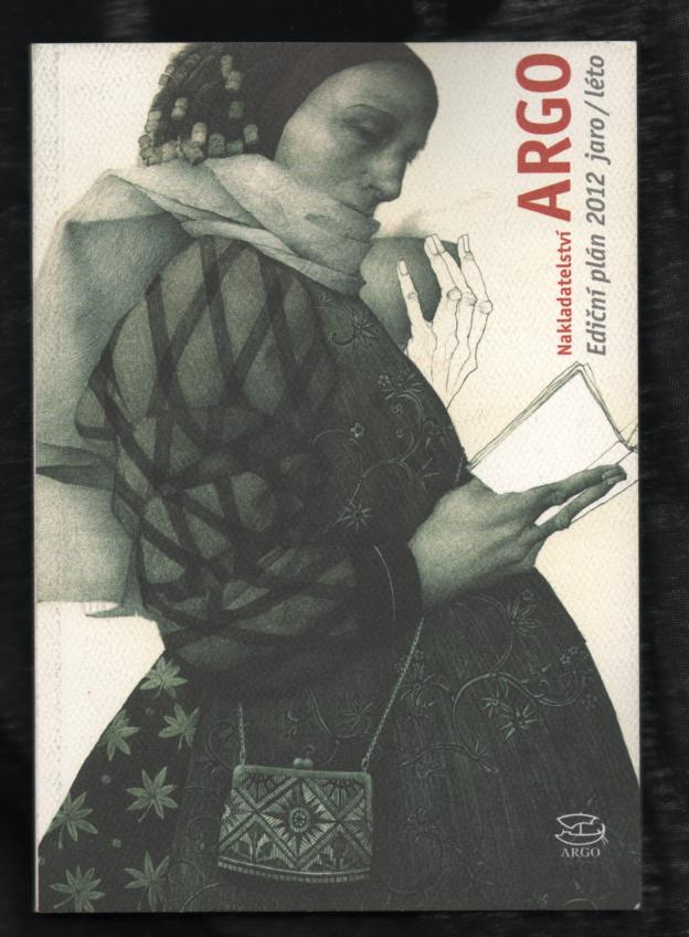 Nakladatelství ARGO / ediční plán 2012 jaro/léto