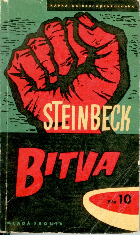 Bitva - John Steinbeck