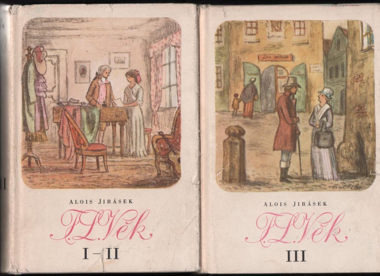 F. L. Věk I.-V. díl - Alois Jirásek