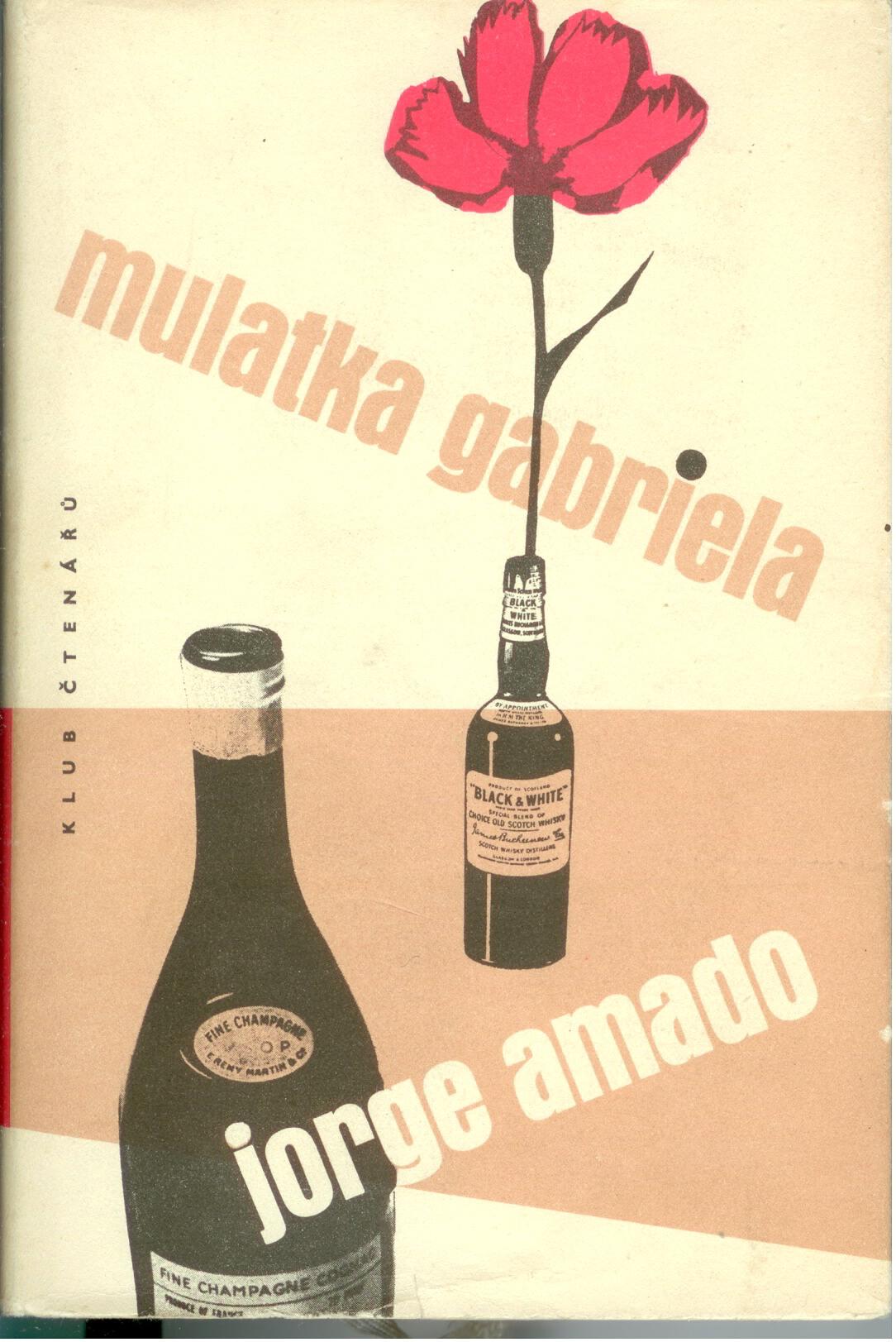 Mulatka Gabriela (Kronika provinčního města) - Jorge Amado
