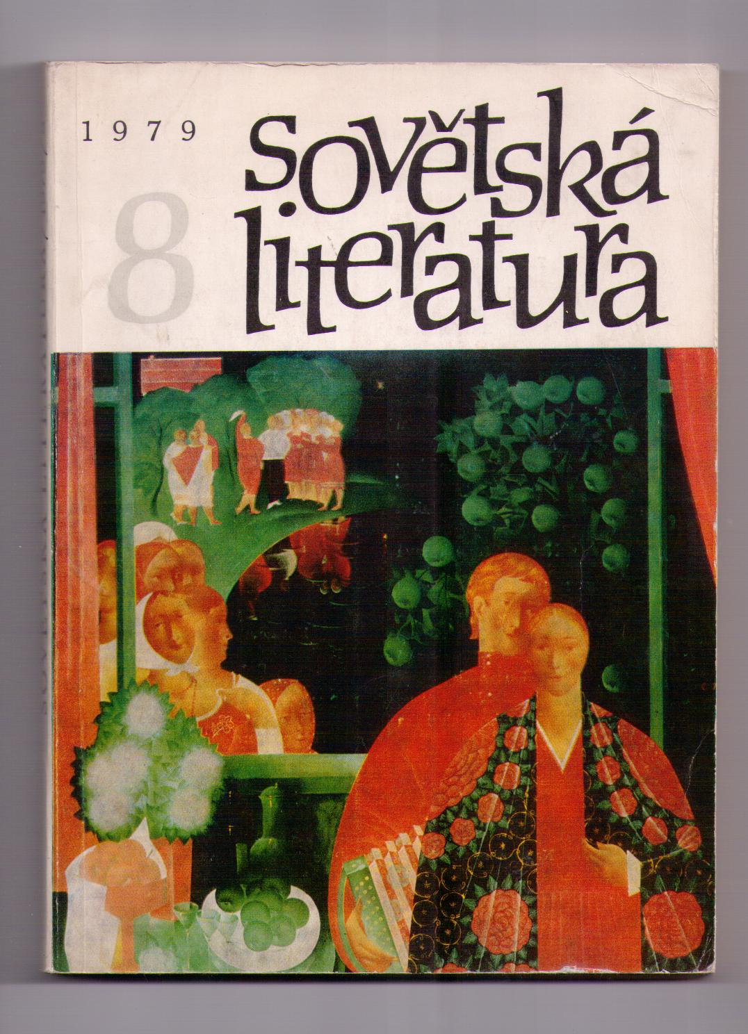 Sovětská literatura