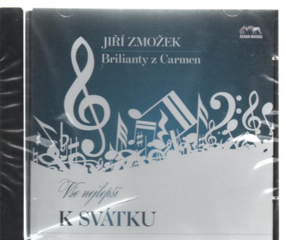 CD - Vše nejlepší k svátku - Jiří Zmožek