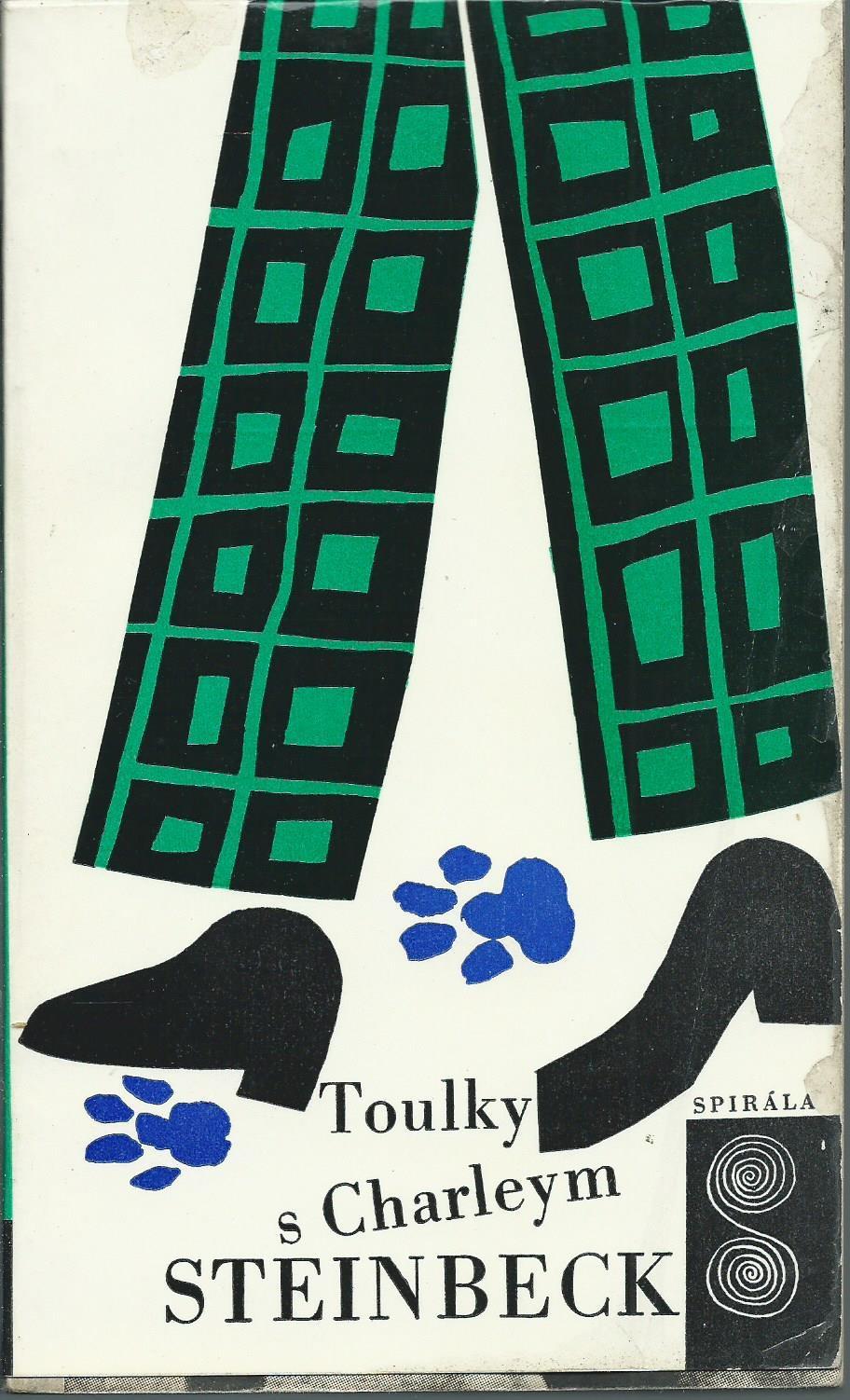 Toulky s Charleym -John Steinbeck