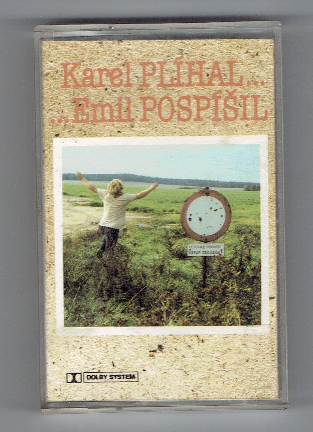 Karel Plíhal a Emil Pospíšil (kazeta)