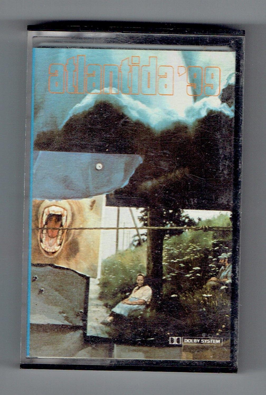 Atlantida '99 - Václav Neckář (kazeta)